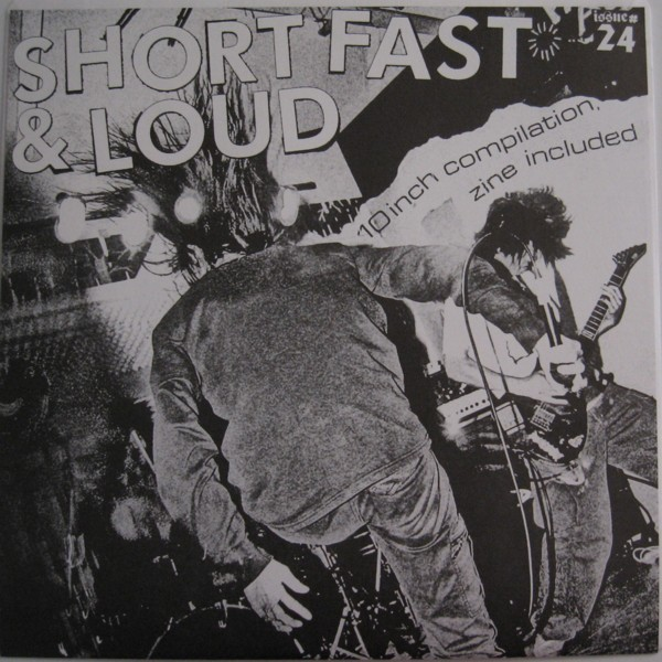 "Short, Fast, And Loud Zine #24 with 10"" Record"