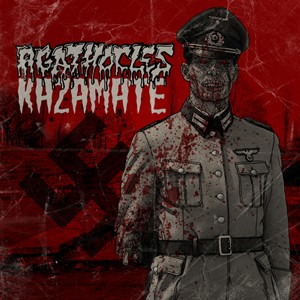 Agathocles / Kazamate - Do Not Give Nazis A Helping Hand - CD S.B.S. Records