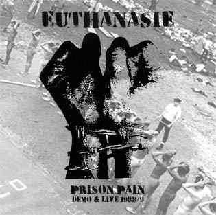 EUTHANASIE - Prison Pain - LP - Loony Tunes Records