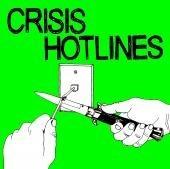 """CRISIS HOTLINES – A.R.T.I.F.I.C.I.A.L 7""""  Ken Records- Sweden"""