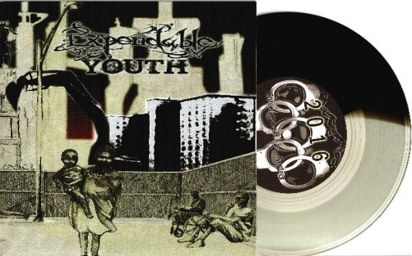 "EXPENDABLE YOUTH 7"" EP Shamen Records"
