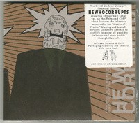 "HEWHOCORRUPTS ""The Smell of Money"" CD - Eugenics Records Label"