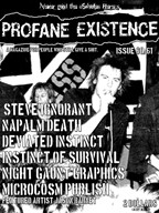 Profane Existence 60/61 Double Issue