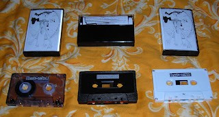 ((prmtv-ccmltn)) Primitive Accumulation - 8 Track Demo Tape