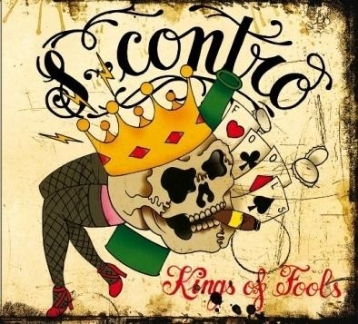 S-CONTRO - Kings of Fools- CD ANFIBIO Records