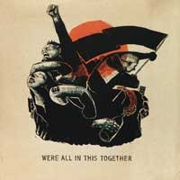"V/A-""WERE ALL IN THIS TOGETHER!"" Compilation LP-White"