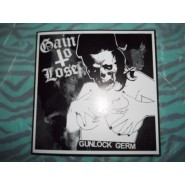 "Gain To Lose - Gunlock Germ 7"" - Suburban White Trash Records"