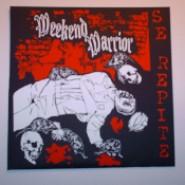 Weekend Warrior Se Repite 7 inch vinyl EP-MMR 14(MASS MEDIA RECORDS)