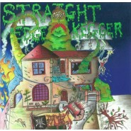 "STRAIGHT EDGE KEGGER- ""HURT"" LP Rotten To The Core Records"