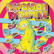 "Napoleon Dynamite - Nur Flops 7"" - Spastic Fantastic Records"