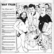 Freaks Union/Wat Tyler - split 7'' -  Peter Bower Records