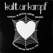 Kulturkampf - Caught An Evil Web Of Violence - LP -Looney Tunes Records