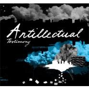 Antillectual - Testimony -CD -Shield/RiseRust/NoReason/FondOfLife/Infected Records