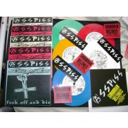 ASSPISS-Fuck OFF And Die 7""