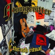 "ATOMGEVITTER ""Thrash Ritual"" CD - Deathmutt Records"