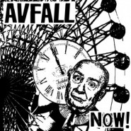 "AVFALL - Now! 7"" - Hardcore Survives Records"