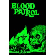 BLOOD PATROL - Demo Tape - Kink Records