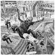 Boiling Point / The Skrotes Split 7'' - Yellow Dog/Black Trash/Totalitarianism Still Contunues Records