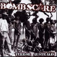 Bombscare/Uk Assasins  Split  CD -Punk Shit Records #24