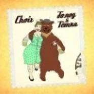 Choix / Golod & Tetka — split CD - Crime Chords, Normalno!, Ghetto Rock, Street Beat, Pasidaryk pats Records