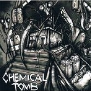"Chemical Tomb /  Corrupt Humanity Split 7"" -GRINDFATHER PRODUCTIONS/Black Lake Records/Aural Onslaught Records & Distro"