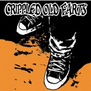 "Crippled Old Farts: S/T 7"" - Shogun Records"