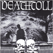 "DEATHTOLL - Sea of Blood - 6 song 7"" - Kangaroo Records"