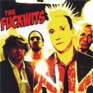Fuckwits - Fuckwits  CD - Punker Pages records #6