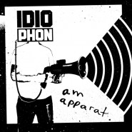 "Idiophon- AM APPARAT 7"" - Kink Records"
