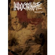 Indoctrinate-Down and out demo tape - Black Trash Records