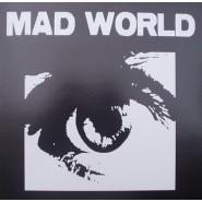 "MAD WORLD - ""s/t"" 7""   Even Worse/Kangaroo Records"