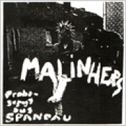 "Malinheads ""probegepogt aus Spandau"" 7"" EP - Thought Crime Records"