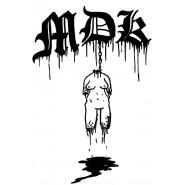 MDK- Razorhater Tape - Resurrection records