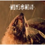 "Moms On Meth -S/T 7"" - Black Trash Records"