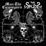 "Man the Conveyors/The Skuds ""And We Obey..."" Split CD - Buriedinhell Records"