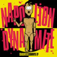 """NAPOLEON DYNAMITE Crash test dummies EP 7"""" - Crapoulet/Spastic Fantastic/That Lux Good Records"""