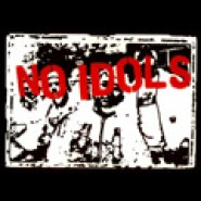"""NO IDOLS - S/T 7"""" E.P. Grave Mistake Records"""