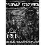Profane Existence #62 Zine