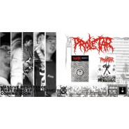 Proletar -Massive Resistance (Demo Ep Re-release) -Cassette -Suburban White Trash Records /Ruangkeil Records