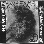 "Ratface- Dead Rats Blood EP 7"" - Sit And Spin Records"