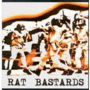 "Rat Bastard - S/T- 7"" Kangaroo Records"