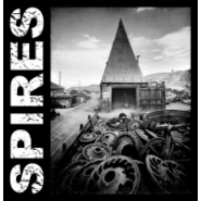 Spires Flowers and Fireworks CD - Pissart Records