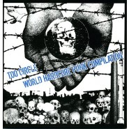 VA / TOO CIRCLE WORLD HARDCORE PUNK COMP 2CD -Too Circle Records 024 &024.5