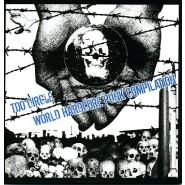 VA / TOO CIRCLE WORLD HARDCORE PUNK COMP 2CD -Too Circle Records 024 &024.5