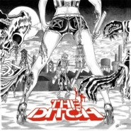"THE DITCH - s/t 7"" - Crapoulet/Falling Down/Slow Death/NBT/Guerilla Vinyl Records"