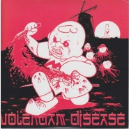 "Volendam Disease - Volendam Disease 7"" - Kanaroo / Even Worse Records"