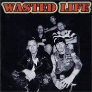 Wasted Life/Ratmonkey - Split CD  Dirty Old Man Records 6